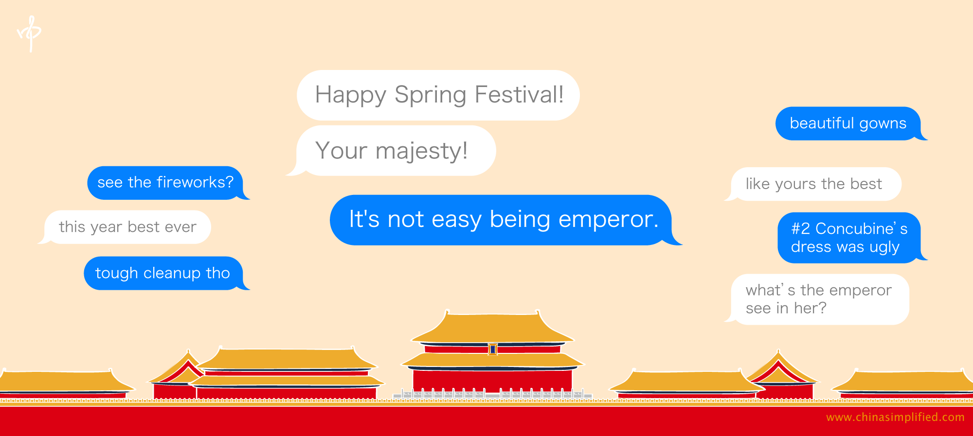 Chinese New Year: How Did The Emperor Celebrate?