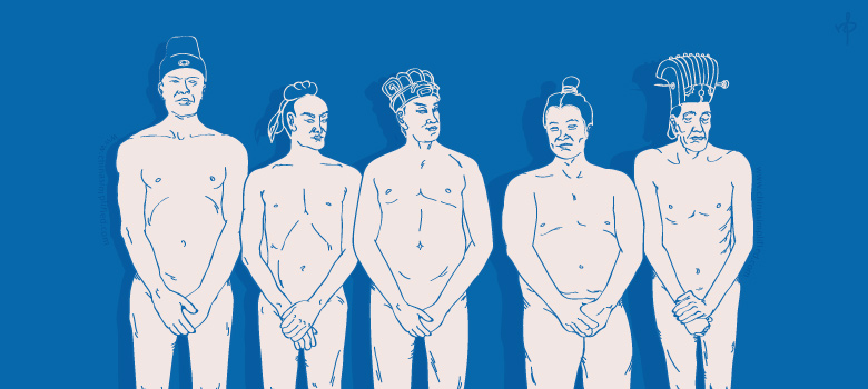 China Simplified: Chinese Eunuchs of China