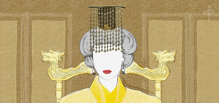 China Simplified: Wu Zetian - China's only female emperor