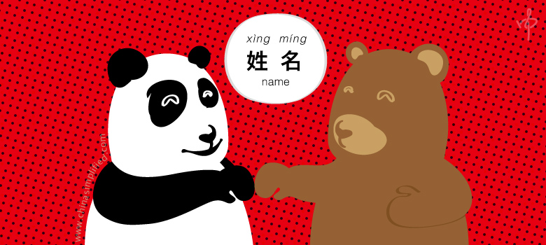 ASK China Simplified: Chinese Name