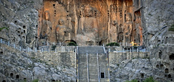 Fengxian Temple, Henan Province