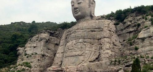 Mengshan Buddha, Shaanxi Province