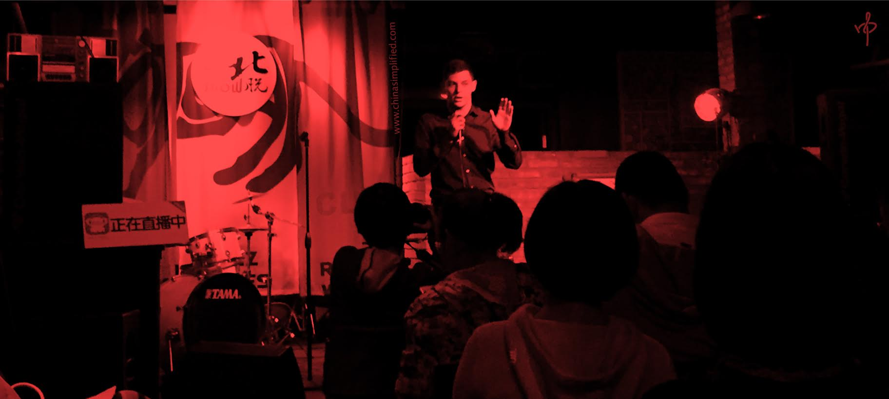 China Insiders: Jesse Appell on Cracking the Chinese Stand-Up Comedy Market