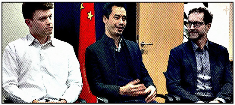 China Simplified: Stew talks at AmCham Shanghai