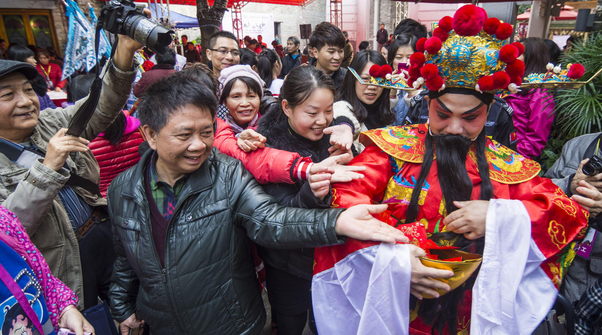 Meet the Gods of Chinese New Year